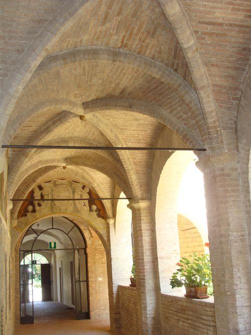 Krużganki klasztoru