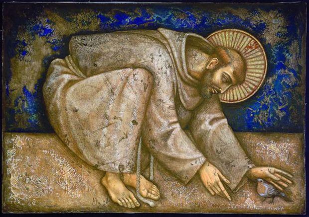 36_Perugia_2015_Sw_Franciszek_pochylony